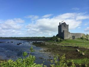 On the road out of Kinvara.